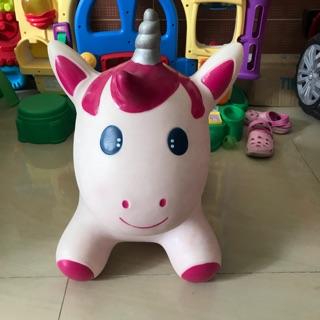 thú nhún ELC hình Unicorn