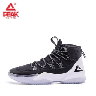 Giày bóng rổ Outdoor PEAK Streetball Master DA830551 Đen Trắng thumbnail