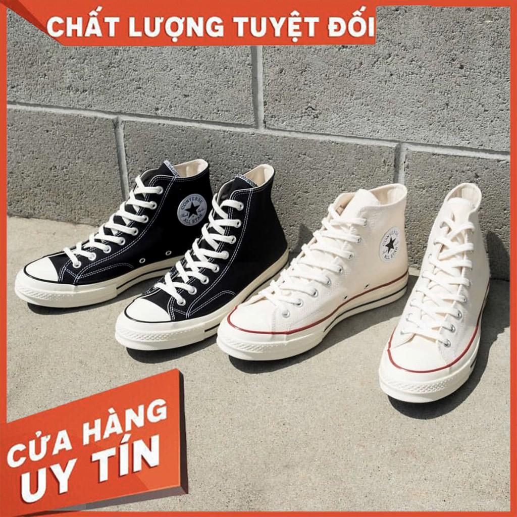 [CHÍNH HÃNG] Giày sneaker Converse 1970s cao cổ full màu 🔥 Bảo hành 1 tháng mọi vấn đề🔥[Nhập HOAN2 giảm 50k][FREESHIP]