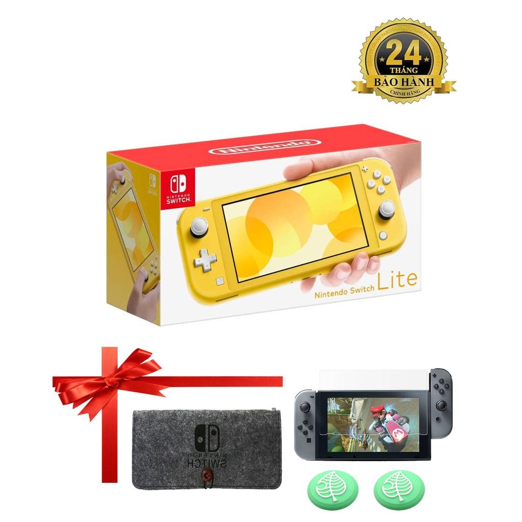 Máy Chơi Game Nintendo Switch Console Lite - Màu Vàng - Bảo Hành 12 Tháng