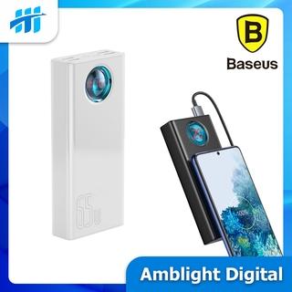 Pin sạc dự phòng công suất cao 30.000mAh 65W Baseus Amblight Digital Display Quick Charge Power Bank