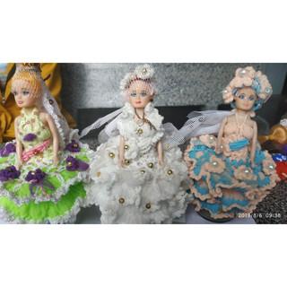 Búp bê barbie có khớp (tặng kèm quần áo, phụ kiện)