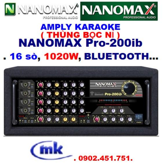 AMPLY NANOMAX PRO-200ib