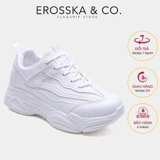 Giày thể thao nữ đế độn thời trang Erosska _ ES002