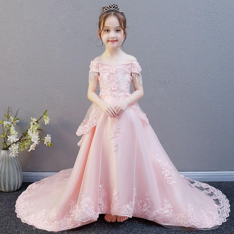 Đầm đuôi dài xinh xắn dành cho bé gái - 22285170 , 5303470446 , 322_5303470446 , 767000 , Dam-duoi-dai-xinh-xan-danh-cho-be-gai-322_5303470446 , shopee.vn , Đầm đuôi dài xinh xắn dành cho bé gái