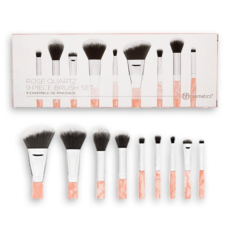 Bộ cọ BH Cosmetic Rose Quartz – 9 Piece Brush Set - 3591852 , 1237307050 , 322_1237307050 , 420000 , Bo-co-BH-Cosmetic-Rose-Quartz-9-Piece-Brush-Set-322_1237307050 , shopee.vn , Bộ cọ BH Cosmetic Rose Quartz – 9 Piece Brush Set