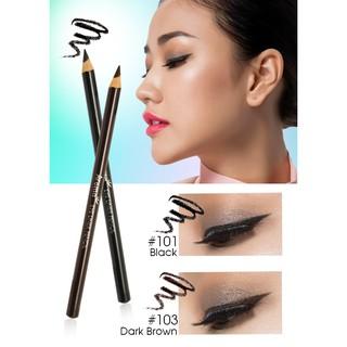 [FREESHIP 99K] Chì vẽ mí mắt Aroma Luxurious Makeup Eyeliner Pencil No.101 Hàn Quốc 2g (Màu đen) thumbnail