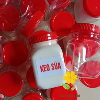 Keo sữa nguyên chất hũ 135ml
