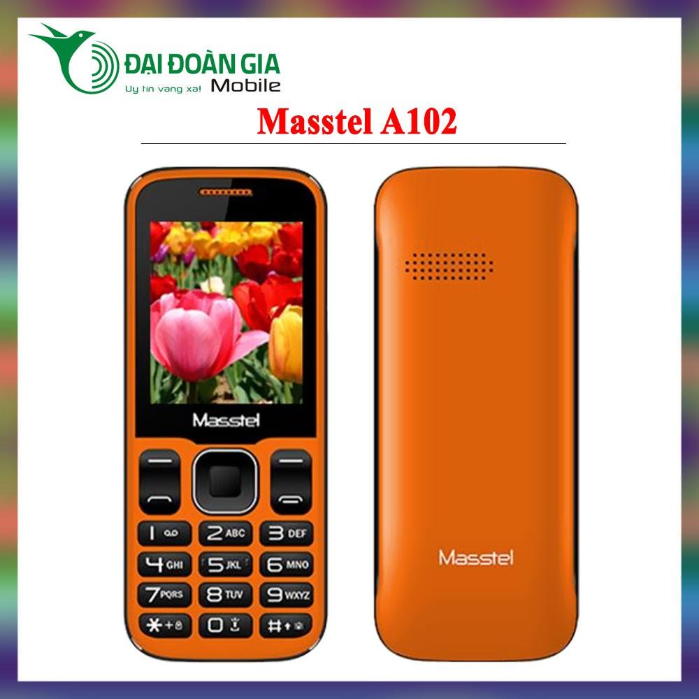 Điện thoại giá rẻ Masstel A102 - 2 Sim 2 Sóng - Nghe FM không cần dây - 3507278 , 1094400893 , 322_1094400893 , 231250 , Dien-thoai-gia-re-Masstel-A102-2-Sim-2-Song-Nghe-FM-khong-can-day-322_1094400893 , shopee.vn , Điện thoại giá rẻ Masstel A102 - 2 Sim 2 Sóng - Nghe FM không cần dây
