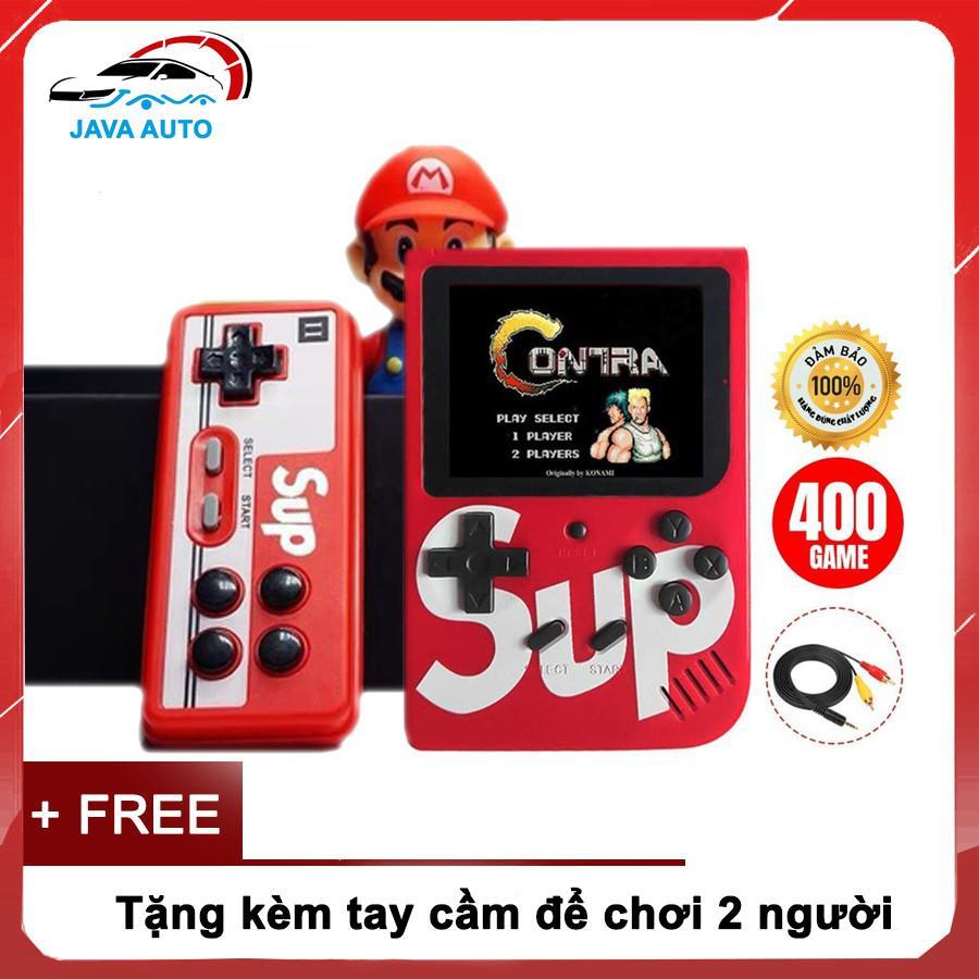 Máy Chơi Game SUP 400 trò chơi  SUP400 Cầm Tay G1 Plus 400 In 1 - HƠN 400 TRÒ CHƠI ( hàng sẵn )