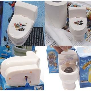 Bồn Cầu Phun Nước – Toilet Toys