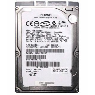 Ổ cứng Laptop HDD Hitachi 320GB 5400rpm mới