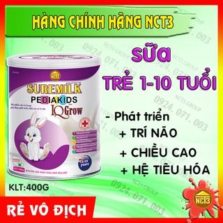 Sữa Cho Trẻ Biếng Ăn 1-10 Tuổi (900g) ( Hàng chính hãng công ty NCT3 ) thumbnail