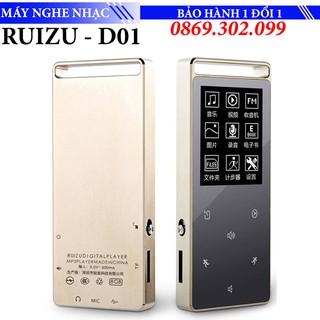 Máy nghe nhạc Mp3 Sport HiFi Ruizu D01 8GB thumbnail