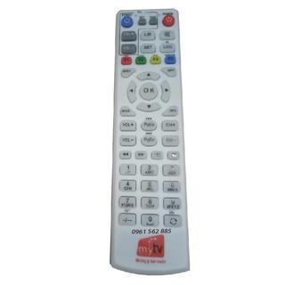 Remote Điều Khiển  Đầu Thu VNPT  MyTV ZTE_Bảo Hành Đổi Mới 1 Tháng