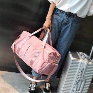 Túi du lịch quảng châu có ngăn đựng giày và đựng đồ ướt thumbnail