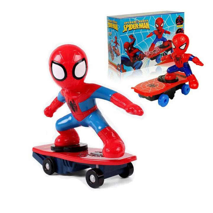 Đồ chơi người nhện trượt ván - 3052273 , 1189373079 , 322_1189373079 , 99000 , Do-choi-nguoi-nhen-truot-van-322_1189373079 , shopee.vn , Đồ chơi người nhện trượt ván