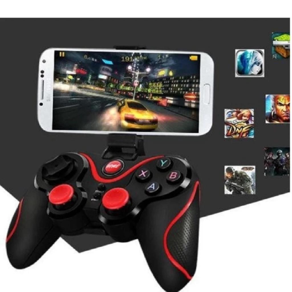 Bộ tay cầm chơi game Terios S3 kèm giá đỡ điện thoại S3 (Đen) -dc2262 - 2586117 , 1318446783 , 322_1318446783 , 129000 , Bo-tay-cam-choi-game-Terios-S3-kem-gia-do-dien-thoai-S3-Den-dc2262-322_1318446783 , shopee.vn , Bộ tay cầm chơi game Terios S3 kèm giá đỡ điện thoại S3 (Đen) -dc2262