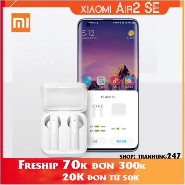 Tai Nghe Không Dây True Wireless Xiaomi Mi Air 2SE, Giá Tốt Chất Lượng Cao - Hàng Nhập Khẩu (BH 6 tháng)