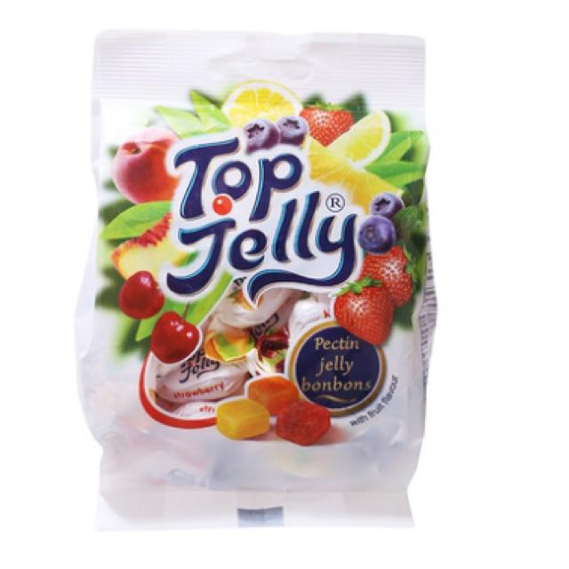 Kẹo mềm Top Jelly hương vị trái cây 150g