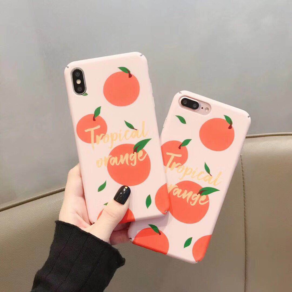 For VIVO X23/X27/Y66/V5&V5S Han Feng Orange Phone Case