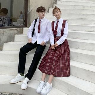 Phong cách đại học Hàn Quốc, đồng phục sinh Nhật Bản, trung cơ sở, khuôn viên trường Thể thao Anh đáp ứng lớp tốt n thumbnail