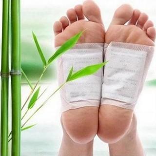 FUN❤100PCS Detox Foot Pad Pads Toxins Detoxify Keeping Fit Health Care Feet Patch