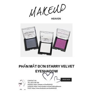 Kem mắt lâu trôi Starry Velvet Eyeshadow - Bill USA thumbnail