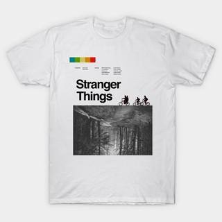 Áo Thun Stranger Things vintage poster T-Shirt Chất Liệu Cotton Cực Thoáng Mát Đủ Size Nam Nữ [NT026] [KIS_CLOTHING]