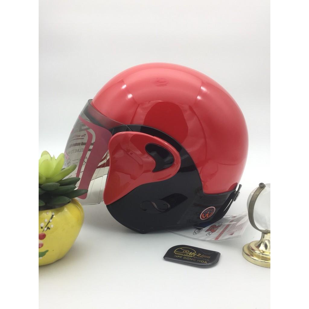 Mũ bảo hiểm 3/4 GRS 318 (Hàng chính hãng có QR Code)