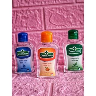 Nước rửa tay khô GreenCross 100ml thumbnail