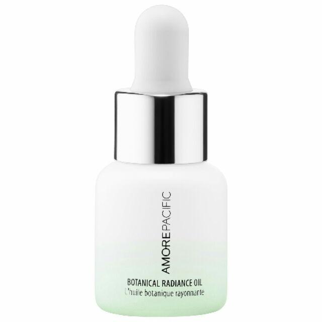 [Mini fullbox 5ml] Dầu dưỡng sáng da, chống lão hóa AmorePacific Botanical Radiance Oil