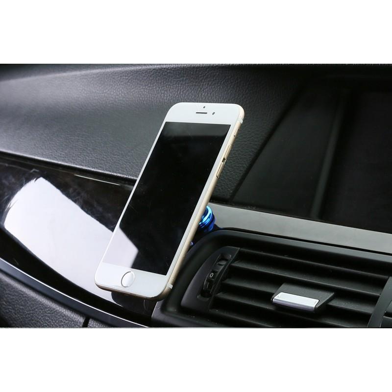 Đế hít nam châm dùng cho điện thoại trên xe hơi ô tô xoay 360 độ chân xoay cứng cáp hàng công ty cao cấp giá rẻ