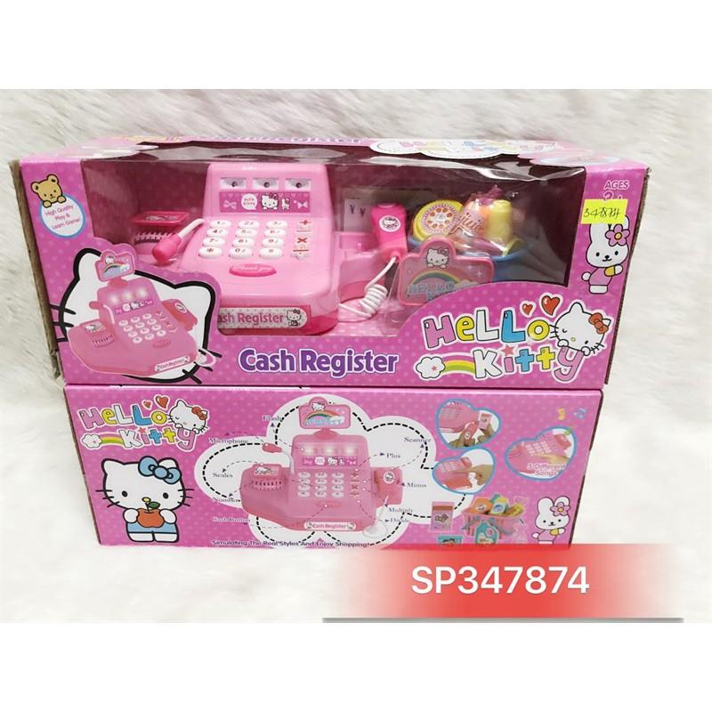 Đồ chơi máy tính tiền siêu thị Kitty DN700-KT