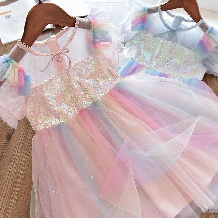 Đầm hóa trang công chúa dành cho bé gái