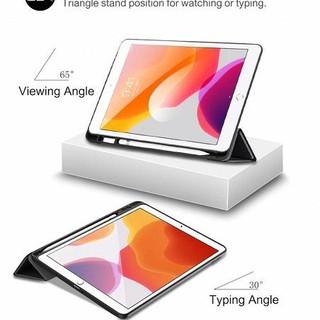 Ốp máy tính bảng silicon chống sốc có giá đỡ cho iPad Pro 2020 And 2021 iPad Pro 11 & iPad Pro 12.9