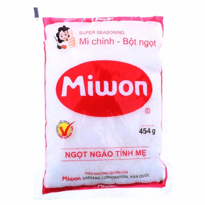 Bột ngọt (mì chính) Miwon gói 454g cánh L - 10067036 , 412676392 , 322_412676392 , 26000 , Bot-ngot-mi-chinh-Miwon-goi-454g-canh-L-322_412676392 , shopee.vn , Bột ngọt (mì chính) Miwon gói 454g cánh L