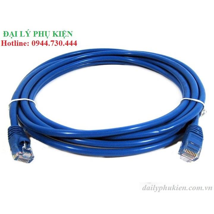Cáp mạng cat5 bấm đầu sẵn 3m - 2910631 , 120488297 , 322_120488297 , 15000 , Cap-mang-cat5-bam-dau-san-3m-322_120488297 , shopee.vn , Cáp mạng cat5 bấm đầu sẵn 3m