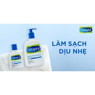 Hình ảnh Sữa rửa mặt làm sạch dịu nhẹ Cetaphil Gentle Skin Cleanser 500ml-2