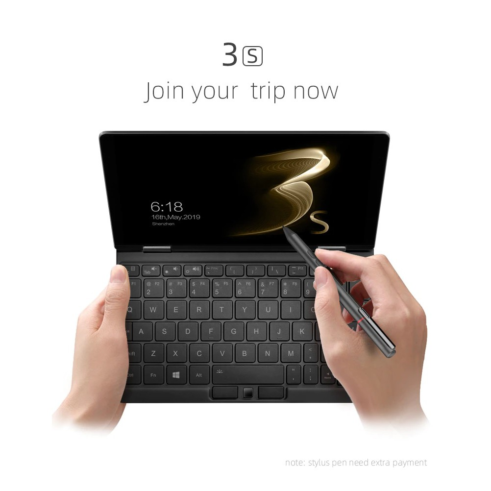 Laptop Mini Netbook One Mix 3S