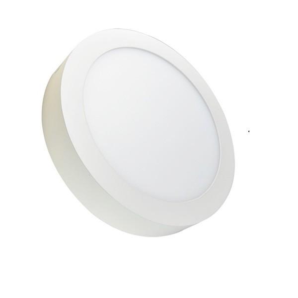 Đèn LED Nổi, Đèn LED Nổi Ốp Trần, Đèn LED Tròn thiết kế hiện đại/ ánh sáng dịu nhẹ/ chống ẩm/ 24W