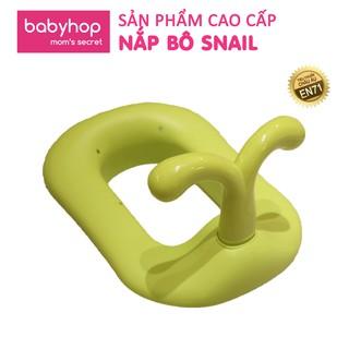 Nắp bô Snail ngồi bệ vệ sinh dành cho bé của babyhop