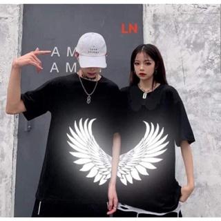 [HÀNG ĐẸP UNISEX] Các cặp đôi chất chơi vào mua đ nào áo thun các chim phản quang ủng quá thật thumbnail