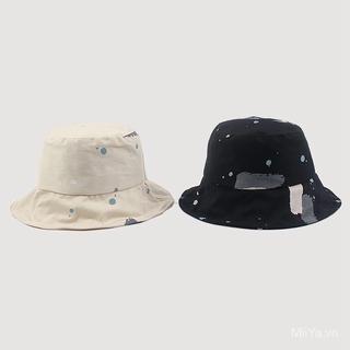 Mũ Bucket Phong Cách Hàn Quốc Xinh Xắn Cho Nữ