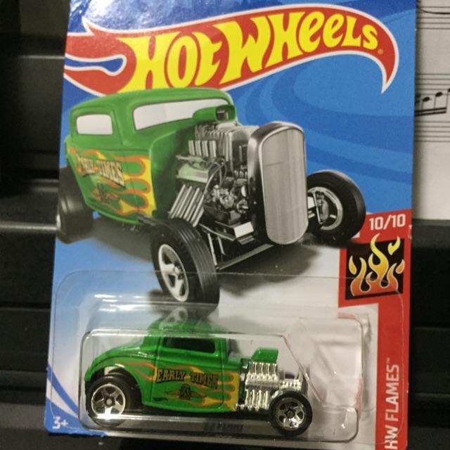 Hot wheels 32 Ford 2019