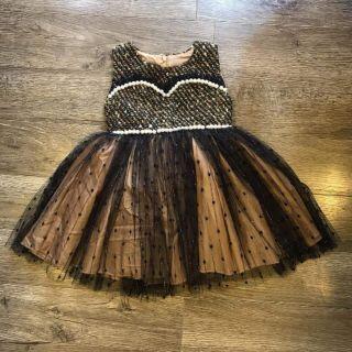 Váy phượng bông