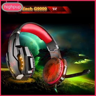 Tai Nghe Chơi Game G9000 Có Dây Cổng 3.5mm Kèm Mic Cho Ps4 Pc