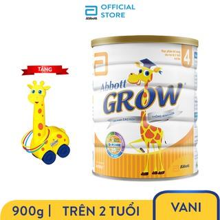 """[Tặng đồ chơi xúc cát] Sữa bột Abbott Grow 4 900g giá chỉ còn <strong class=""""price"""">27.900.000.000đ</strong>"""