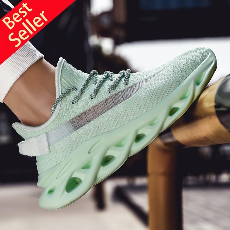 Giày thể thao Giày nam giày nữ Hàn Quốc thoáng khí giày bình thường giày chạy bộ nam 39-44