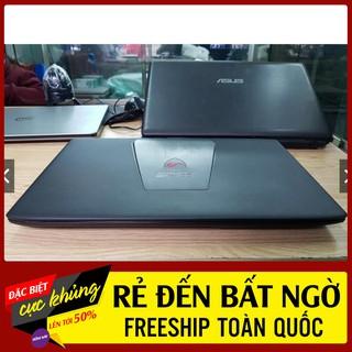 [500K] 6% GIẢM [Tặng Balo + Chuột K Dây] Laptop Gaming GL552VX i5-6200HQ/Ram 8Gb/Card GTX950 4Gb Chiến Mượt PUBG